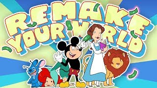 """""""Remake Your World"""" - A Musical Animatic"""