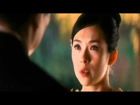 [Zhang Ziyi] Memoirs Of A Geisha - The Truth Sayuri & The Chairman #6