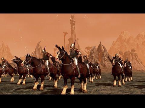 Total War Warhammer Multiplayer Battle #3: How to Deal with the Dwarfs (Empire vs. Dwarfs)