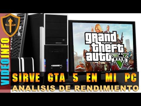 Analisis de hardware y rendimiento ► GTA 5 PC ► Gameplay Español