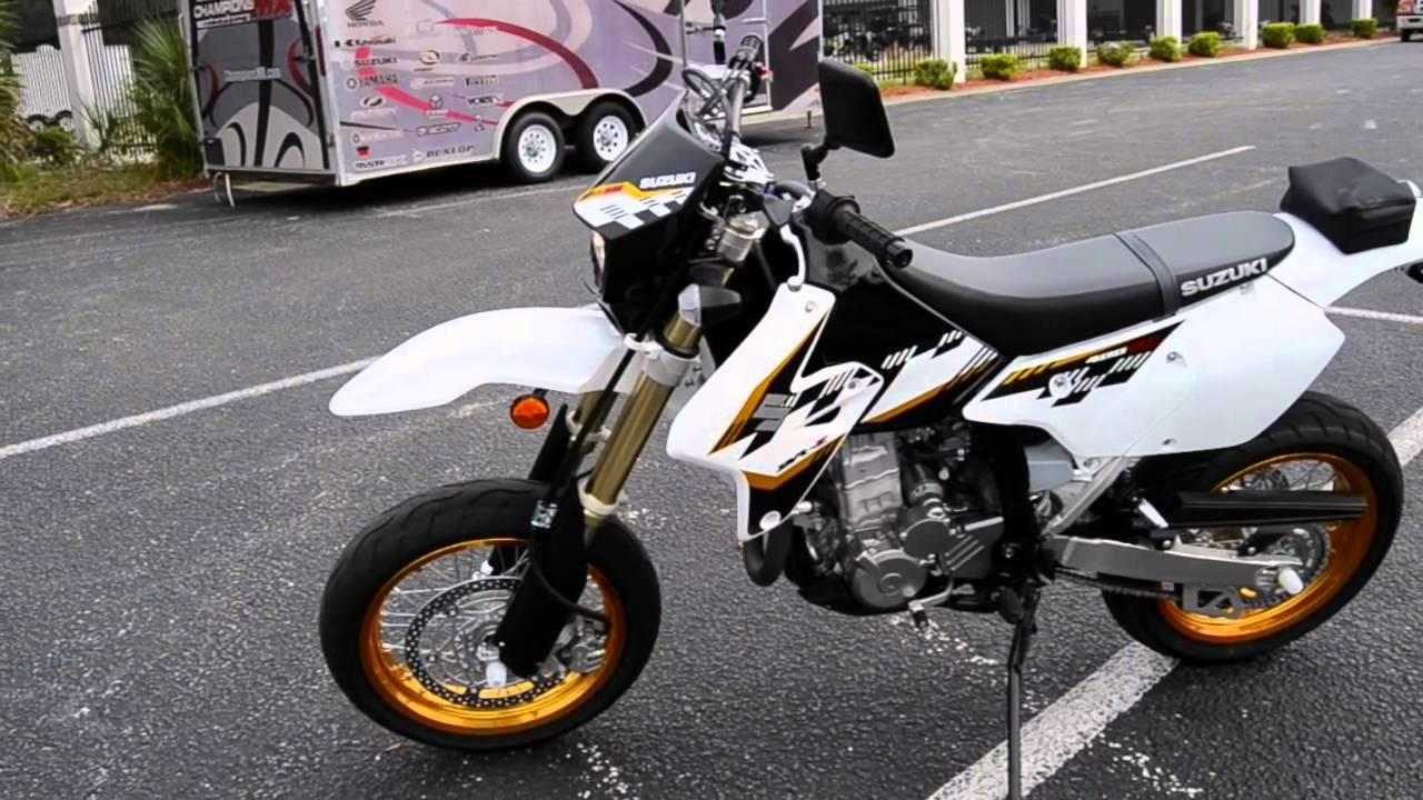 Suzuki Drz Specs