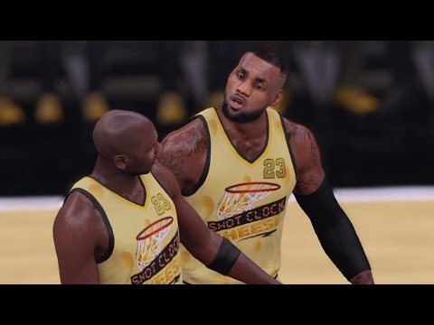 NBA 2K16 PS4 My Team - 98 Magic Johnson Cheese!