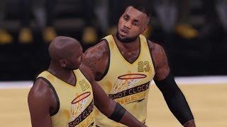 NBA 2K16 PS4 My Team - 98 Magic Johnson Cheese!