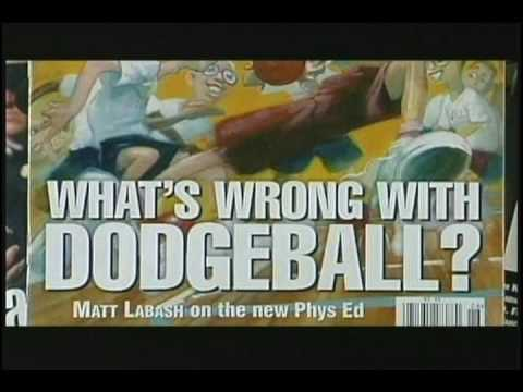 Dodgeball Debate Part 1