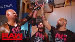 Styles, Anderson & Gallows talk O.C. superiority: Raw Reunion, July 22, 2019