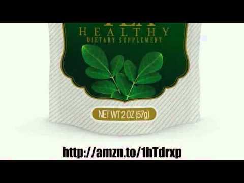 Moringa Tea - Energy and Weight Loss are great health benefits from Moringa Tea