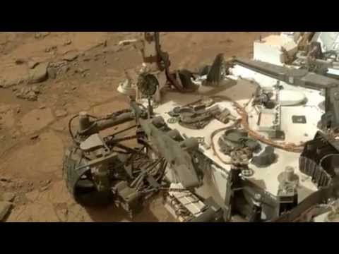 Mars Curiosity Rover Report - Surface Sampling