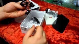 Ritmix RMP 530 Комплект поставки и краткое знакомство. Часть 1