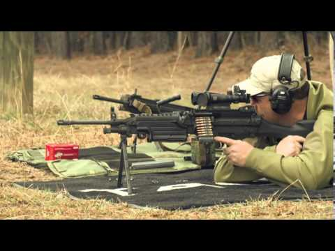 Heckler & Koch 416 with Larry Vickers