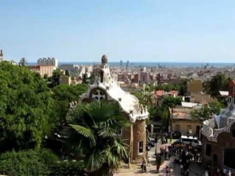 Испания 2011: Барселона - Парк Гуэля
