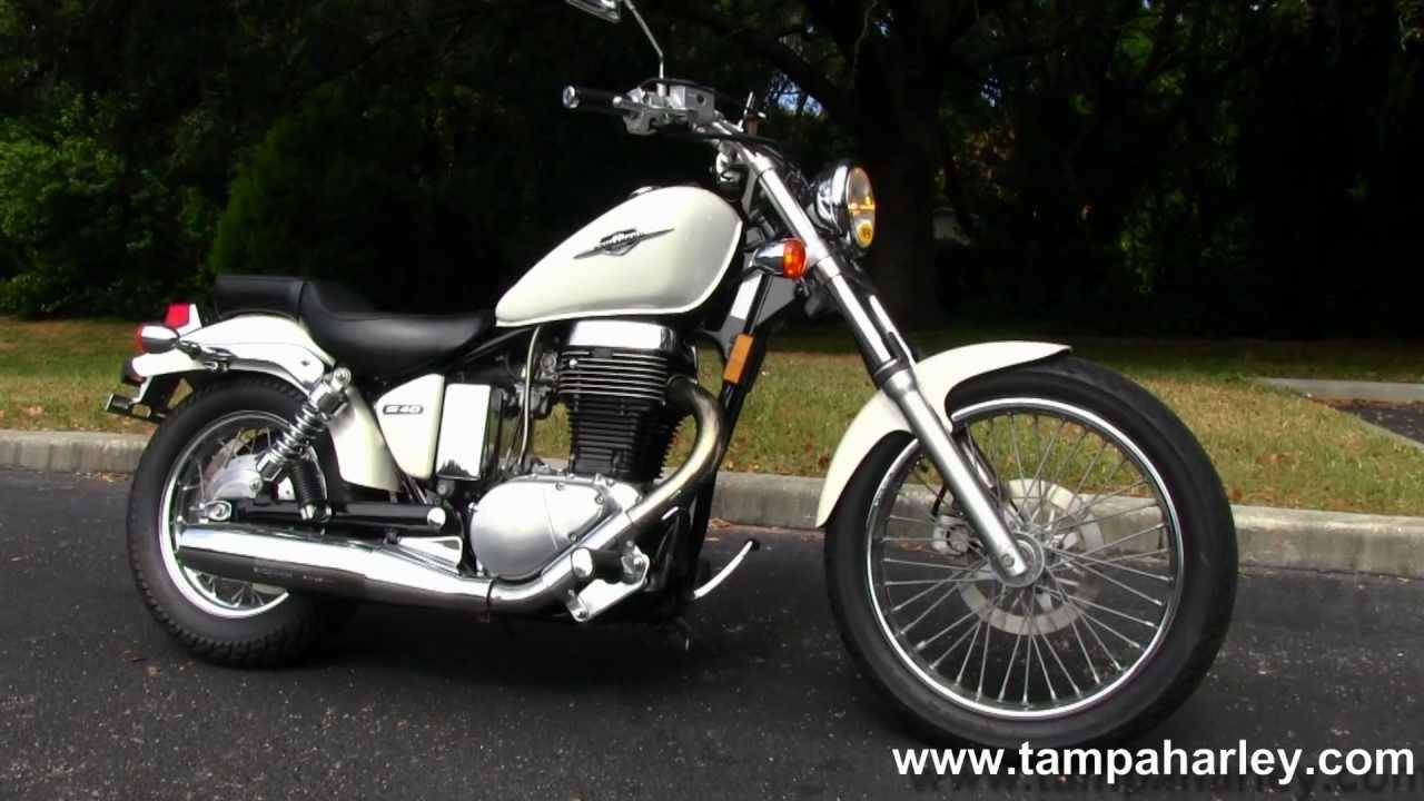 Suzuki Florida Motorcycle