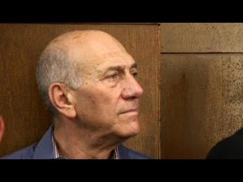 Ehud Olmert reconnu coupable de corruption