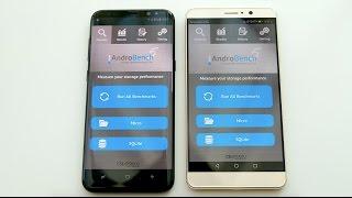 ทดสอบความเร็วหน่วยความจำภายใน UFS 2.1 ของ Galaxy S8+ และ Mate 9 ที่ได้ UFS 2.0