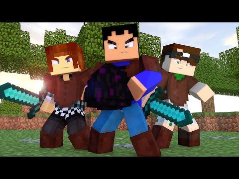 Minecraft: MINI-GAMES!