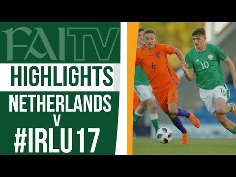 HIGHLIGHTS: Netherlands 1(5)-(4)1 #IRLU17