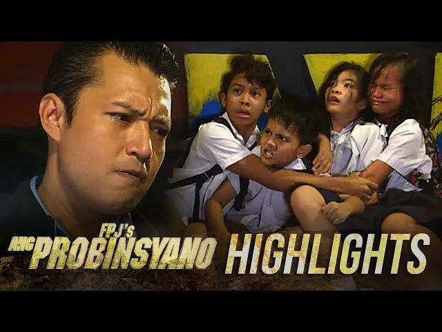 Brandon uses the children to know the location of Vendetta | FPJ's Ang Probinsyano