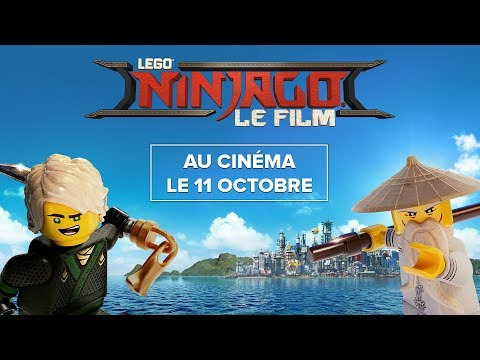 LEGO® NINJAGO®, Le Film - Spot Officiel (VF) streaming vf