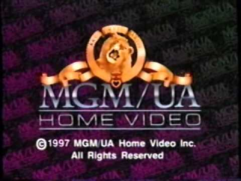 Metro-Goldwyn-Mayer (1996)/MGM/UA Home Video (1993) Logos (With MGM/UA 1997 Copyright Screen)