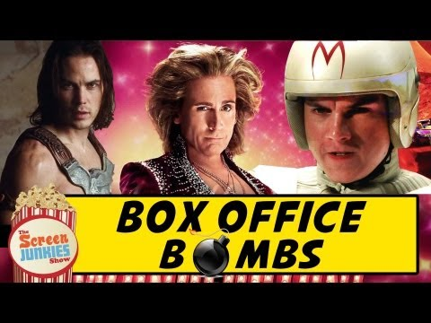Top 5 Underrated Box Office Bombs