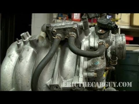 How To Solve Honda Idle Problems - EricTheCarGuy