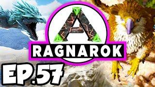 ARK: Ragnarok Ep.57 - INDUSTRIAL FORGE & BASILOSAURUS DINOSAURS!!! (Modded Dinosaurs Gameplay)