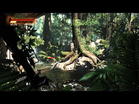 PC Longplay [527] Rambo The Video Game