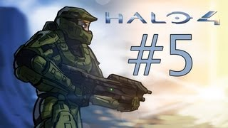 Halo 4: The IWHBYD Chronicles - Halo 4 Co-op Gameplay / Walkthrough w/ SSoHPKC + ClashJTM Part 5 - Alternate Shotgun Rain