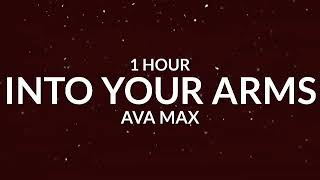 Download lagu Ava Max - Into Your Arms [1 Hour]