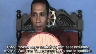 Eye Witness with Ven. Hanguranketha Punyasara Thero