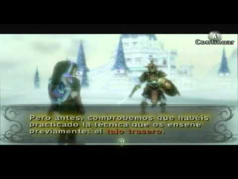 The legend of Zelda twilight princess parte 64 El rompeyelmos (Español)