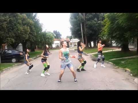 Busy Signal - Bedroom Bully  - Dancehall 2014 - Claypole Dancers Stars Company Yoel Tozzi video