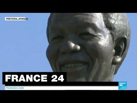 Un an après, hommages à Nelson Mandela, l'icône de la lutte contre l'Apartheid