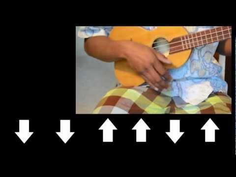 (Rhythm Of Love)  Ukulele Tutorial Part 1