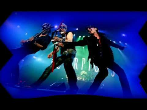 Scorpions - Wind Of Change Spanish