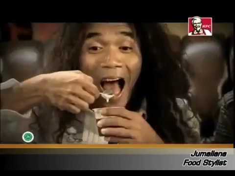 FOOD STYLIST KFC Duk duk versi SLANK tvc by Jumaliana Food Stylist
