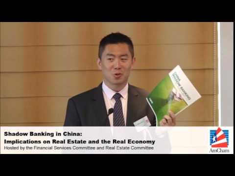 Shadow Banking in China, AmCham Hong Kong events