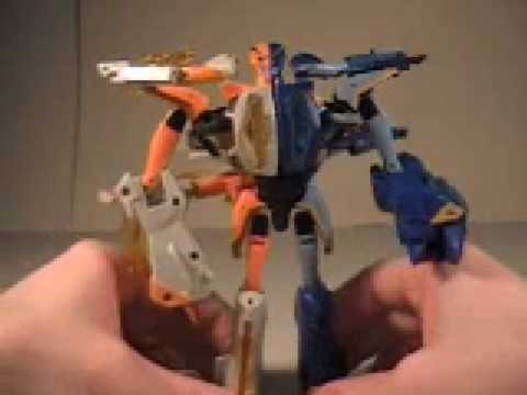 Transformers Animated Jetstorm Jetfire SafeGuard Review