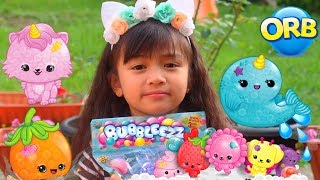 Bubbleezz by Orb Toys - squishy and jelly like collectible toys with their own unique personalities