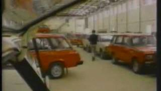 Lada commercial - From Lada TV