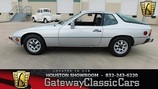 1979 Porsche 924 Gateway Houston #515