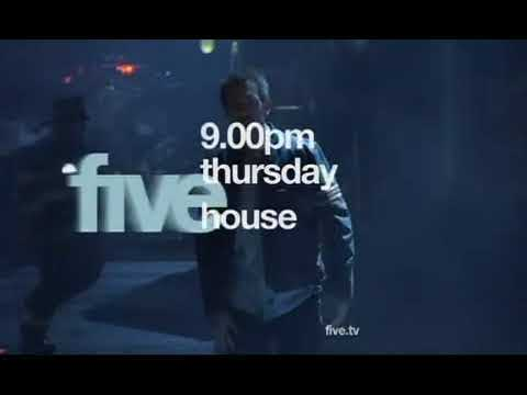 House 4.15 Channel Five Promo