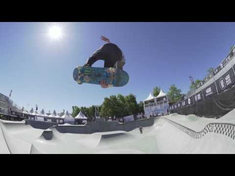 Vans Park Series Malmo Practice | 2017 Vans Park Series