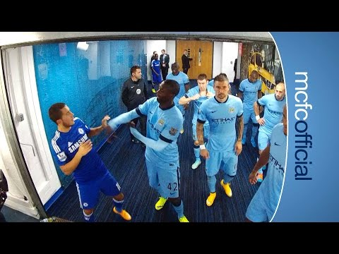 CITY v CHELSEA | Tunnel Cam