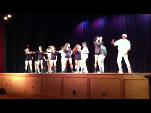 DFO Piscataway High School Talent Show 2011