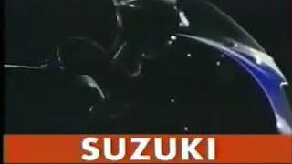 Apresentação GSXR1100W - 1993