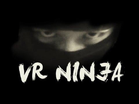 VR NINJA! // Immersive 3D Stereoscopic VR Movie