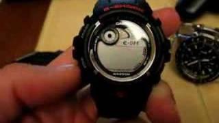 Casio G Shock G2900