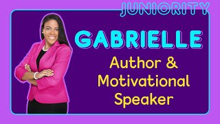 18 Year Old Entrepreneur, Author and Speaker Gabrielle Jordan