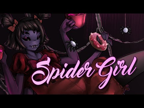 Spider Girl (Undertale - Muffet Fan Song) - Shadrow