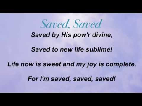 Hymnal - Saved Saved